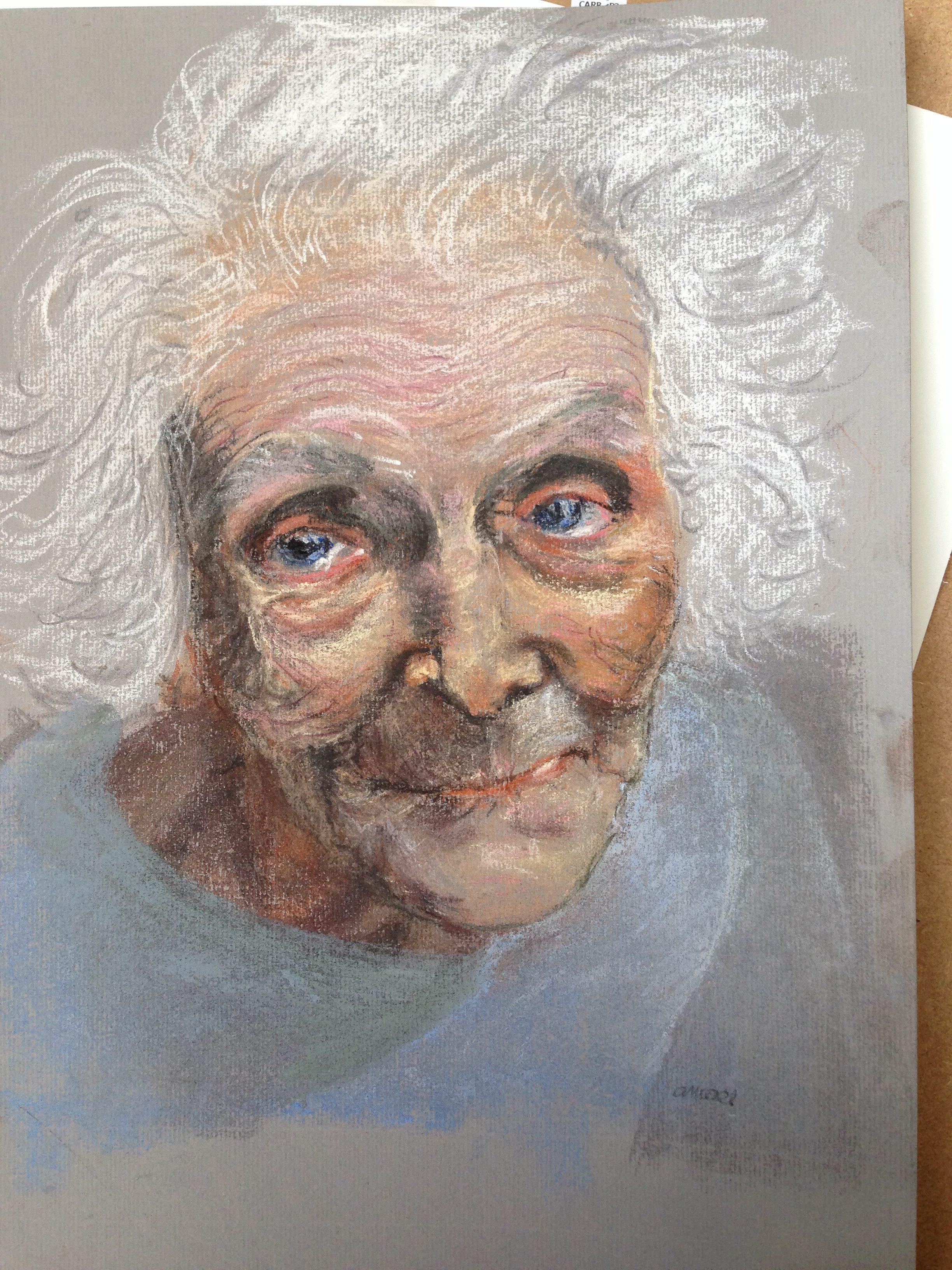 40-Mamie/pastel
