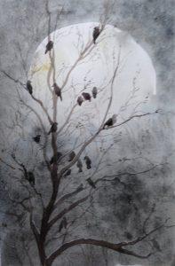 Full moon (104)