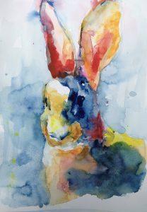94-Haas/aquarel