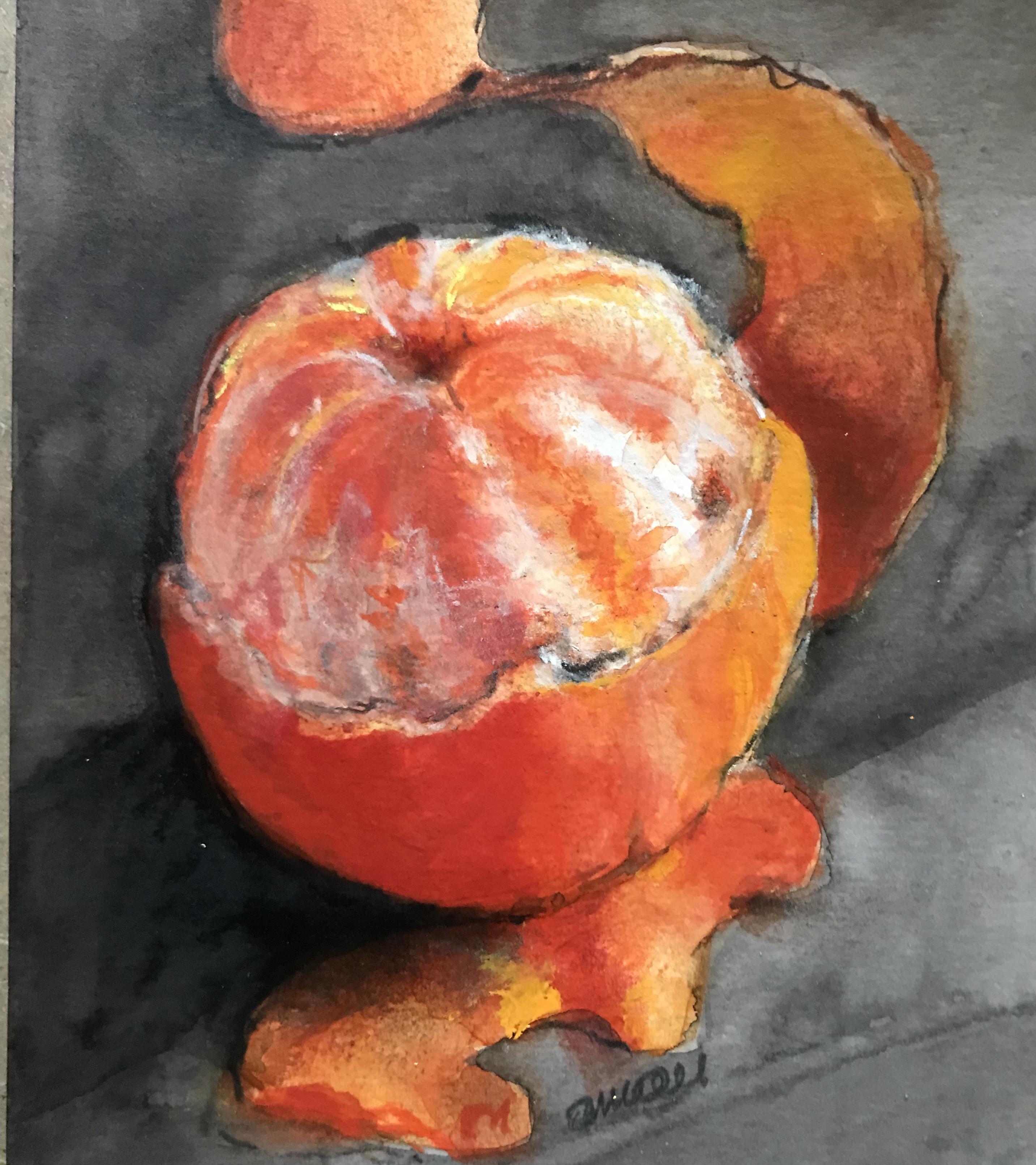 252-mandarijntje/mixed m 14x17cm